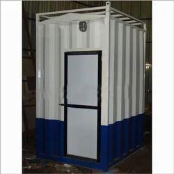 Steel Mobile Toilet