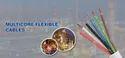 4.0 Sq.mm. X 3core - Sanflex Multicore Flexible Round Cables, Packaging Type: Coil