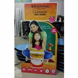 Shop Cutout Standee