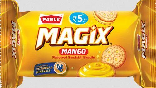Parle Magix Mango Creme, पार्ले बिस्किट