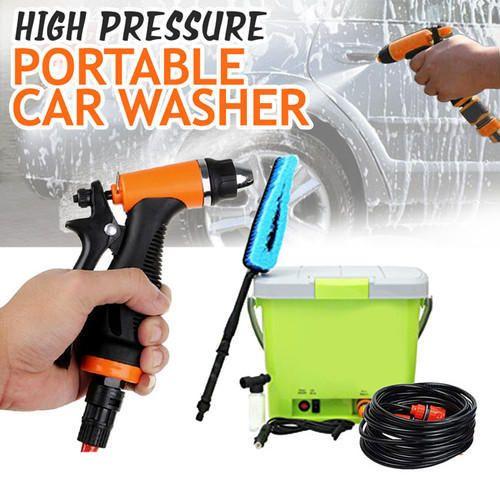 Portable Water Spray High-Pressure Car Washing Machine