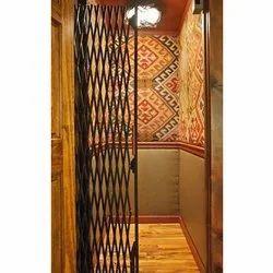 Mild Steel 8 Designer Residential Elevator Cabin