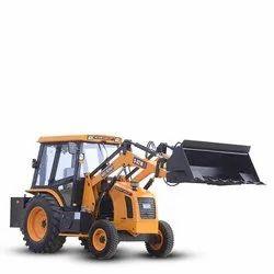 SEC RJMT S-3216 Wheel Loader, 0.8 cubic Metre, 57 hp, Maximum Operating Weight: 4400 Kg