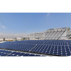Commercial Solar Power Plants