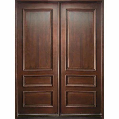Solid Wood Door Solid Timber Door