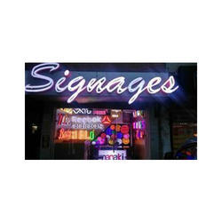 Rectangle Acrylic Glow Sign Board, For Hotel And Restaurant