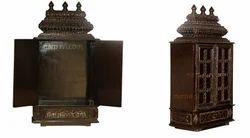 Small Pooja Mandir With Door