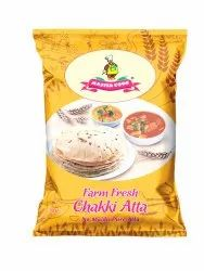 ISO-22000 Master Cook Chakki Atta, Packaging Size: 500 Grm, Packaging Type: Bag