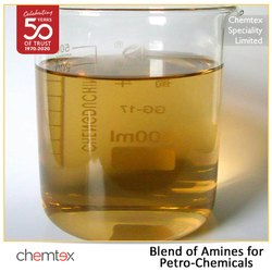 Blend of Amines for Petro-Chemicals