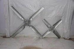 Aluminum Fan Blades Manufacturer