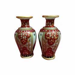 Decorative Marble Flower Pot