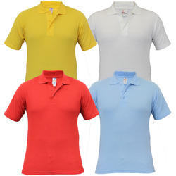 Kids Basic Polo T Shirt