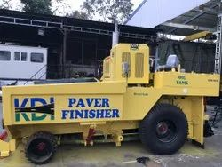 Paver Finisher