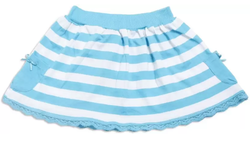 Striped Baby Skirt