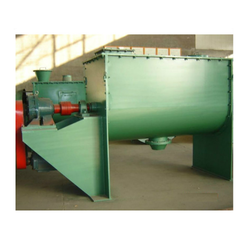 Ss Detergent Mixing Machine, FOR MANUFACTUR OF MIXCTUR, Capacity: 25-500kg Per Batch