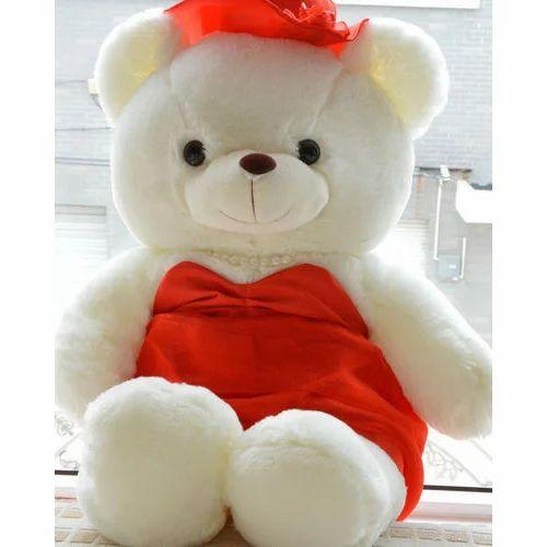 8ebbec0afad Stuffed Teddy Bear at Rs 200  piece