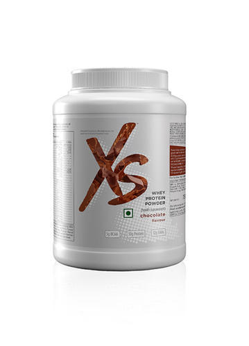 Organic Muscle Building XS Whey Protein Chocolate(750 gms ...