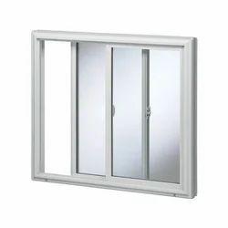UPVC White Sliding Windows