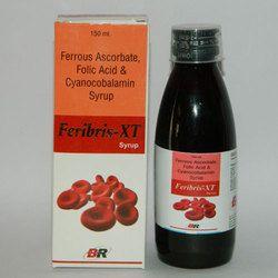 Ferrous Ascorbate Folic Acid Syrup