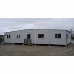 Industrial MS Portable Cabin