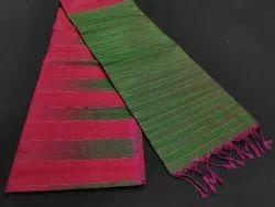 Party Wear Uppada Jamdhani Uppada Pure Soft Silk Sarees, 6.3 m (With Blouse Piece)