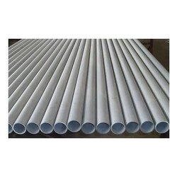 Round Stainless Steel Seamless Pipe