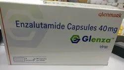 Glenza 40 mg Enzalutamide Capsule