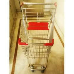 Supermarket Shopping Trolleys