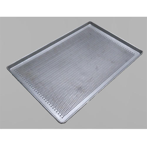 perforated baking tray cooling tray at rs 450 piece ss. Black Bedroom Furniture Sets. Home Design Ideas