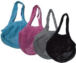 Grocery String Net Tote Shopping Bag