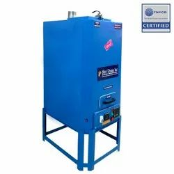 Large Size Sanitary Napkin Incinerator Machine