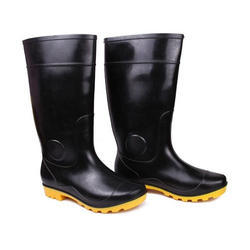Hillson Century Black Yellow Safety Gumboots
