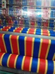 HDPE Multicolour Decoration Net