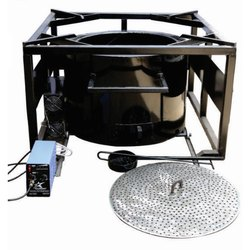 Electric Biomass Stove Burner