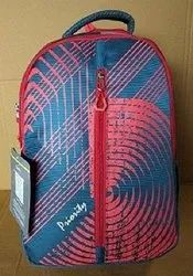 Nylon Printed School Bag