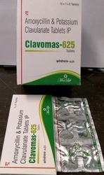 Tablet Clavomas 625, Packaging Size: 1x6, Packaging Type: Strip
