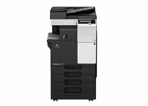 Konica Minolta bizhub C227 Color Multifunction Printer, Upto 22 ppm
