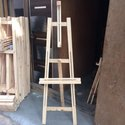 Adjustable Wooden Easel Display Stand