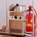 Gas Based Popcorn Machine