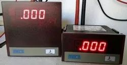 Digital Panel Meter AC- Ammeters