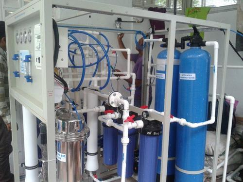 Smart ETP Plant For Car Washing System