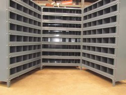 Slotted Angle Storage Rack
