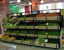Display Vegetable Racks