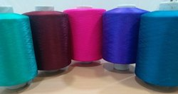150/120 Tpm Polyester Dyed Yarn