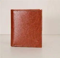 Brown Bata Wallets PU