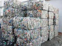 PET White Plastic Bottle Scrap