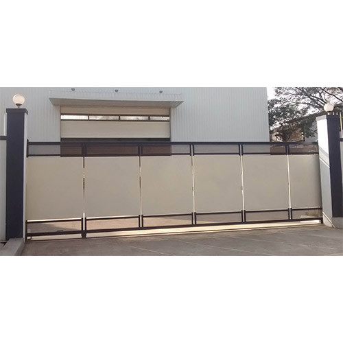 Door Automation Motorized Sliding Gate Manufacturer From