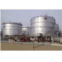 Metallic Chemical Storage Tanks