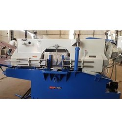 Mild Steel LX-3 HS Pivot Type Horizontal Metal Band Saw Machine