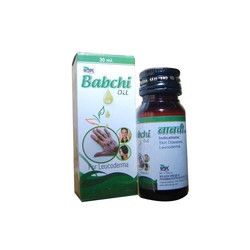 Babchi Herbal Oil For Leucoderma